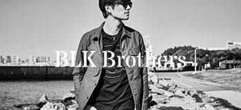 Men's Fashion Black Stone
