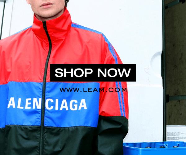 【LEAM】Balenciaga,OFFWHITE等ブランド商品オンラインストア