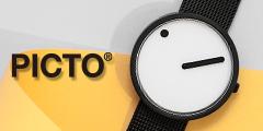 人気腕時計PICTO(ピクトウォッチ)