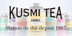 パリジャンに最も愛される、高品質&最先端ティーメゾン【クスミティー(KUSMI TEA )】